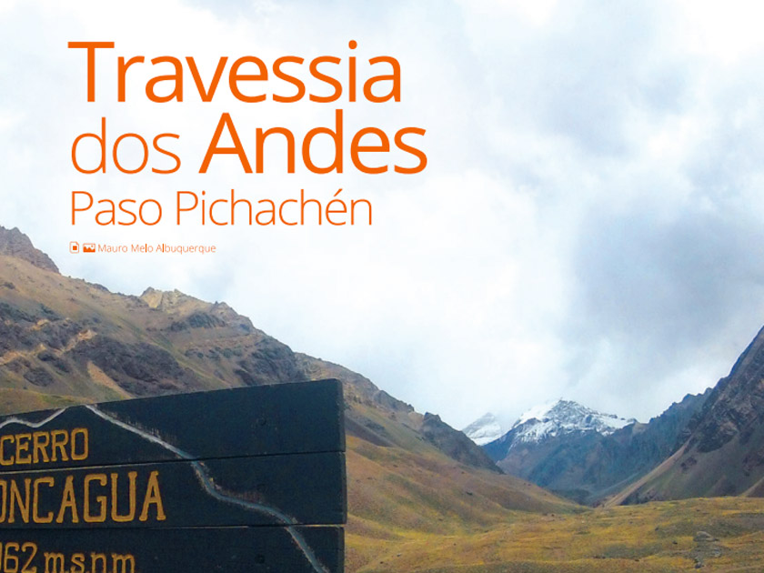 Travessia dos Andes