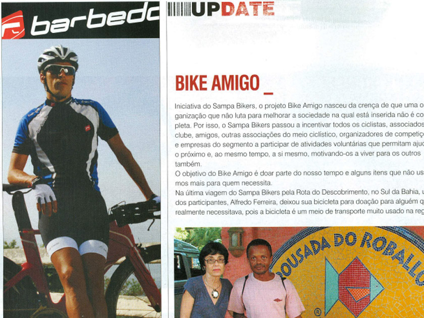 Revista Bike Action – Up Date – Bike Amigo