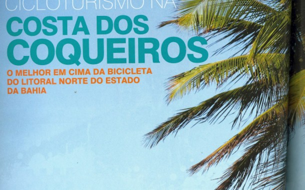 Revista Bike Action – onde pedalar: Costa dos Coqueiros