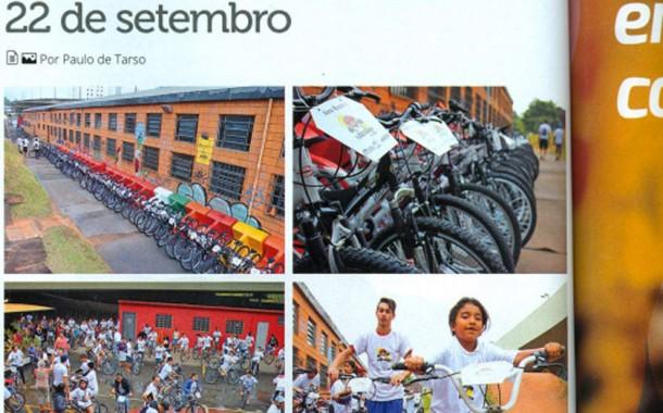 Revista Bicicleta nº 33 – Outubro 2013 – Dia Mundial sem Carro – pg 56