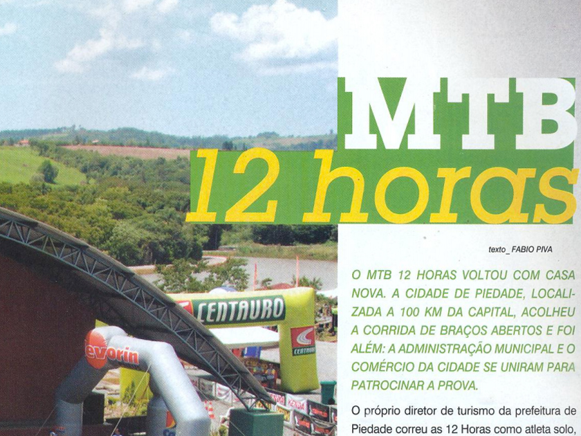 Revista Bike Action nº 137 – MTB 12 HORAS