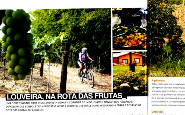 Revista Bike Action 141 – Onde Pedalar –  Louveira