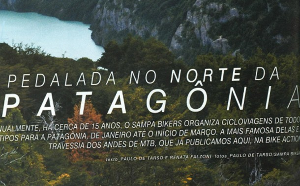 Revista Bike Action – onde pedalar – Norte da Patagônia