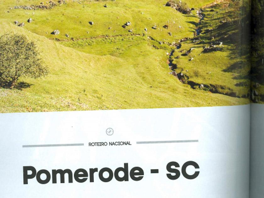 Revista Bicicleta – Onde Pedalar: Pomerode