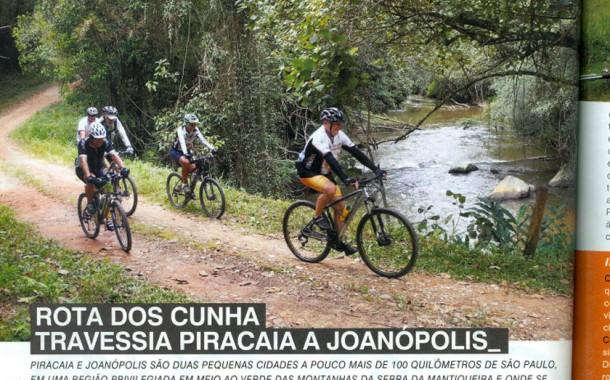 Revista Bike Action – Onde Pedalar – Rota dos Cunha