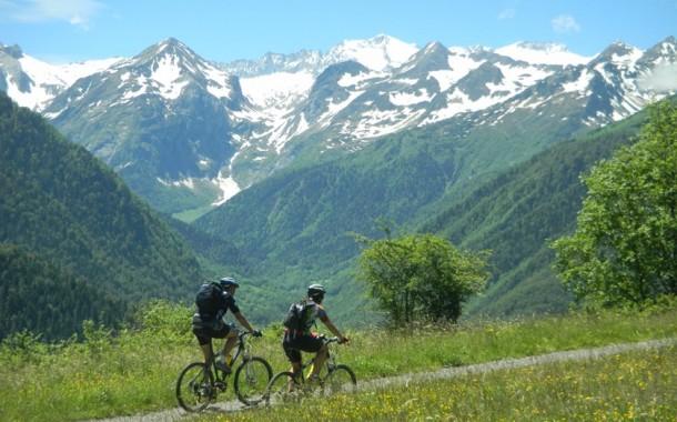 Travessia dos Pirineus de MTB