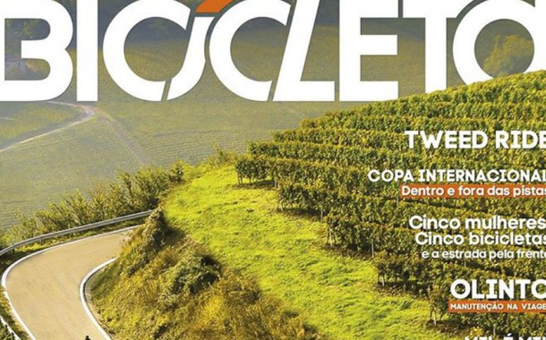 Revista Bicicleta - Abril 2015