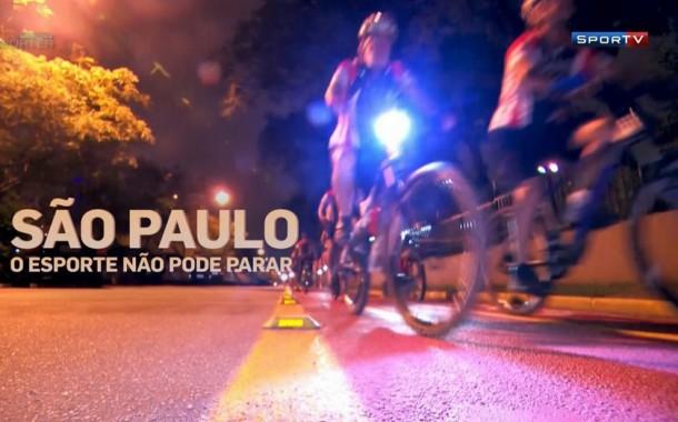 SporTv Reporter - 11/05/2015 - São Paulo, o Esporte não pode parar