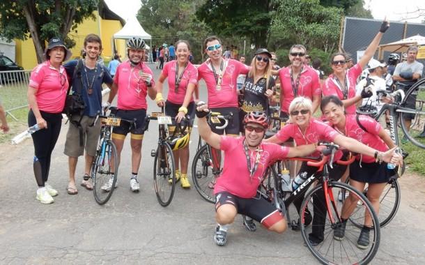 Sampa Bikers no Letape Brasil 2015