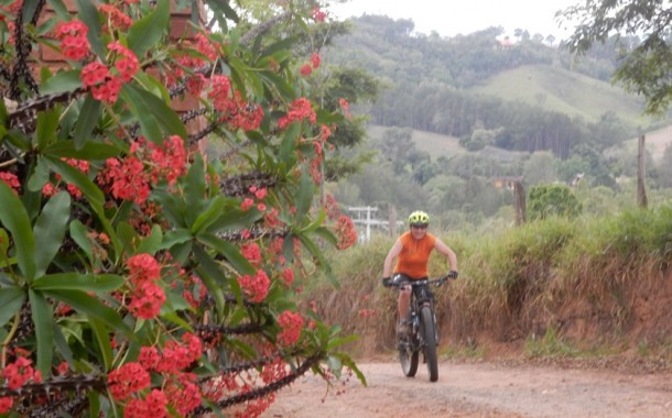 MTB em Cunha antes do Letape Brasil