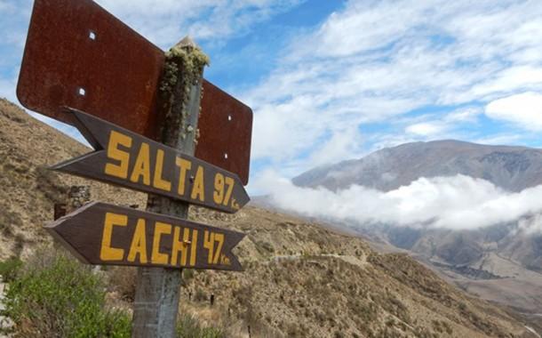 De Las Salinas a La Selva – Norte da Argentina
