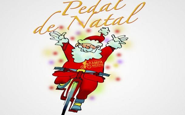 Pedalada de Natal é atração no sábado