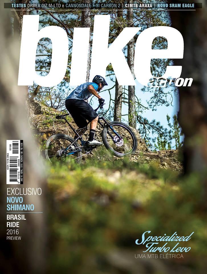 Revista Bike Action - Março 2016