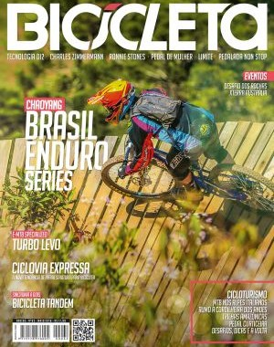 Revista Bicicleta - Maio 2016 - Roteiro Internacional