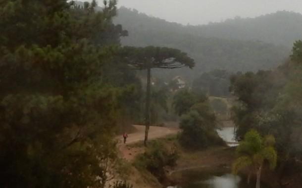 Cicloturismo pelo vale europeu - 2º dia: Dr. Pedrinho a Alto dos Cedros - 36 km