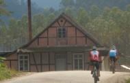 Cicloturismo no Vale Europeu: 5º dia - Pomerode 45 km