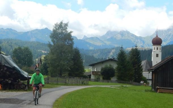 2º dia da Travessia dos Alpes 2016 pela Via Claudia