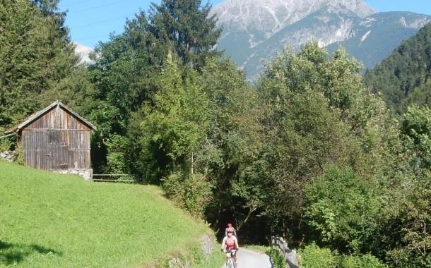 4º dia da Travessia dos Alpes 2016 pela Via Claudia Augusta