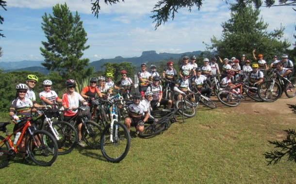 Travessia do Baú de MTB 2017