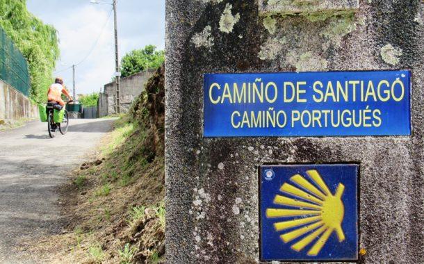 Caminho de Santiago pela Rota Portuguesa