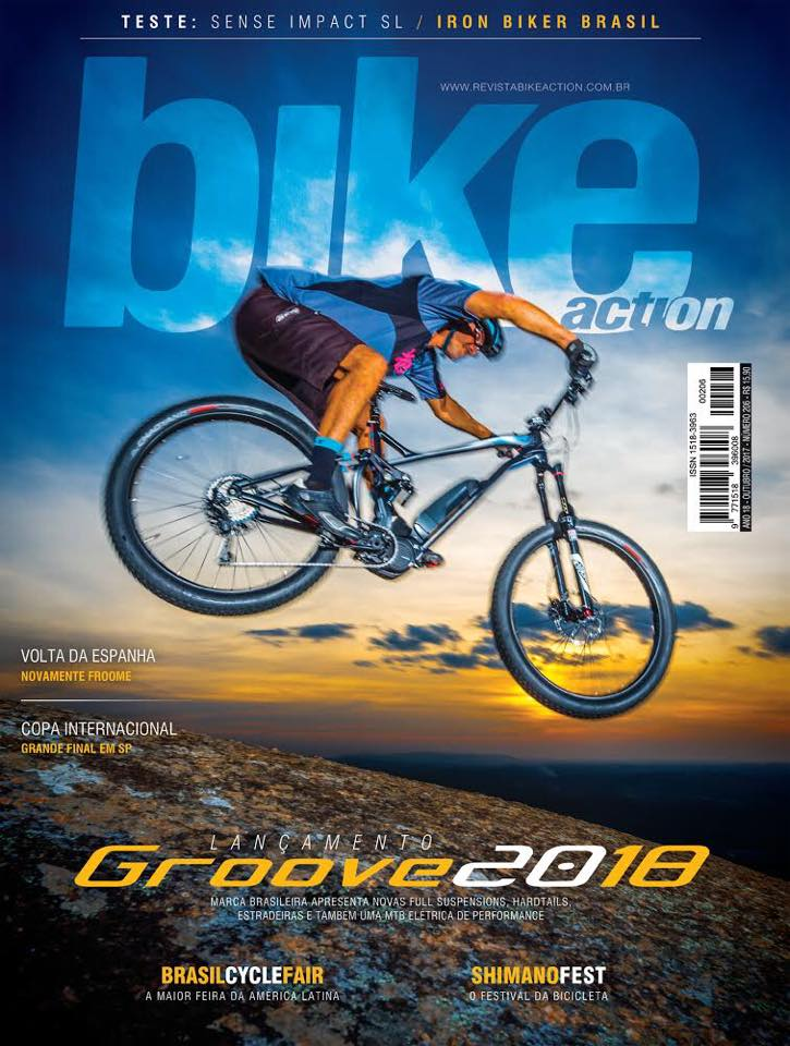 Revista Bike Action Outubro 2017 - Pg 40 - Power Biker