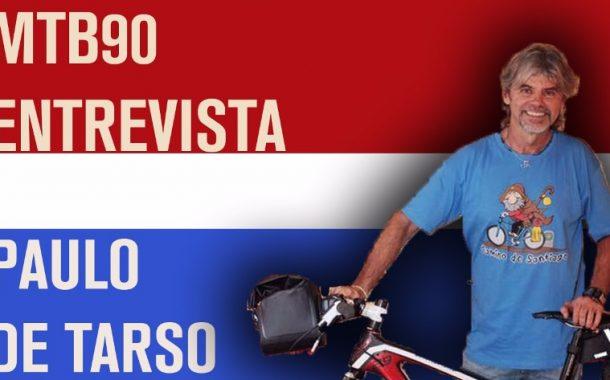 Entrevista com Paulo de Tarso no canal MTB 90