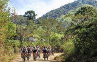 Travessia de MTB na Serra do Trabiju, melhores momentos 2018