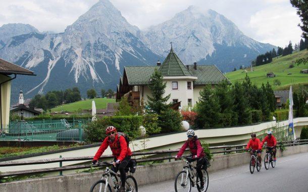 Travessia dos Alpes pela Via Claudia - 2º dia 2018