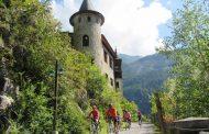 Travessia dos Alpes pela Via Claudia - 3º dia 2018