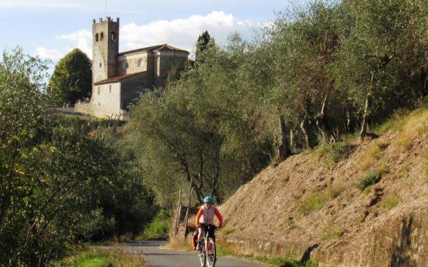 Toscana pela Via Francigena 2018