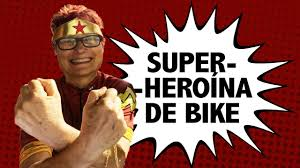 Video-Reportagem Mulher Maravilha Bike Tour