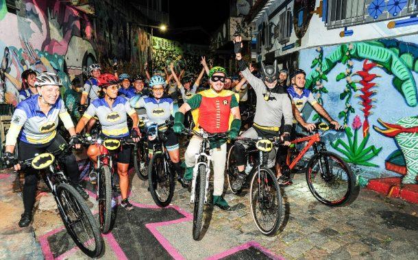 Batman Bike Tours Series