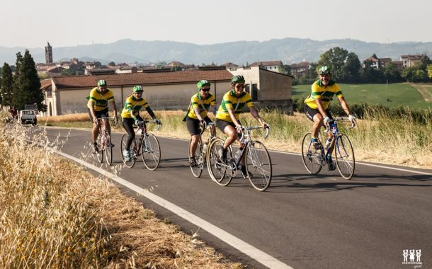 Video da Squadra Brasiliana do Giro Vecchio no La Mitica