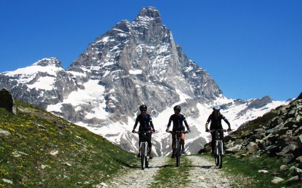MTB nos Alpes Italianos 2019
