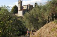 Via Francigena na Toscana