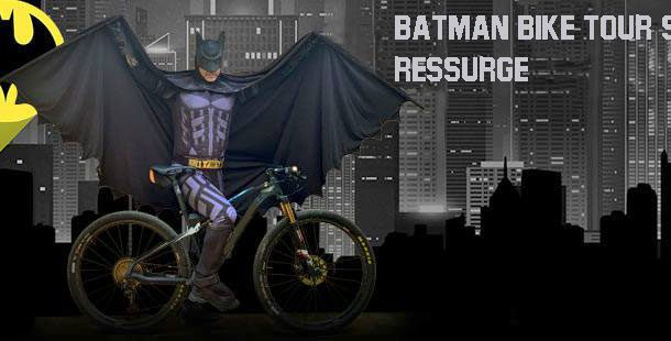 Batman Bike Tour Séries