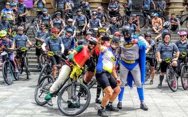 Batman Bike Tours Series 4