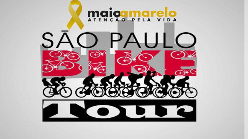São Paulo Bike Tour – Maio Amarelo