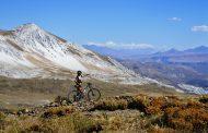MTB nos Andes Argentinos
